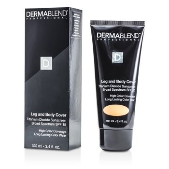 Dermablend Base Corretiva perna & corpo Leg & Body Cover - Golden  100ml/3.4oz