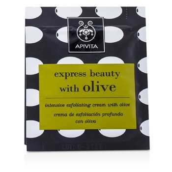 Express Beauty Intensive Exfoliating Cream with Olive  6x(2x8ml)