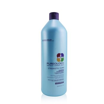 Strength Cure Shampoo (For Micro-Scarred/Damaged Colour-Treated Hair)  1000ml/33.8oz