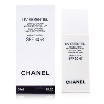 Chanel UV Essentiel Cuidado Diario UV Multi Protección Anti Polución SPF 30  30ml/1oz