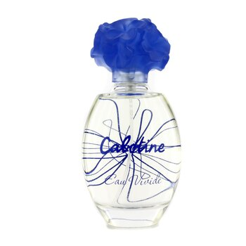 Cabotine Eau Vivide Eau De Toilette Spray  100ml/3.4oz