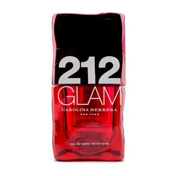 212 Glam Eau De Toilette Spray 60ml/2oz