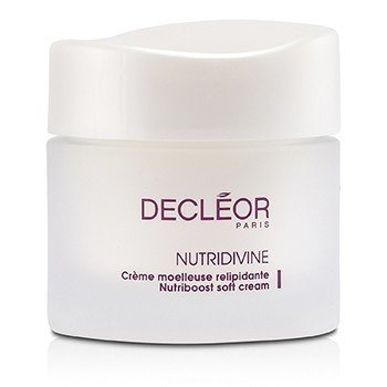 Decleor Nutridivine Nutriboost Soft Cream (Dry Skin; Unboxed)  50ml/1.69oz