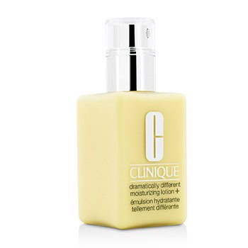 Clinique Dramatically Different Loción Humectante + (Muy Seca a Mixta Seca; Con Inyectador)  125ml/4.2oz