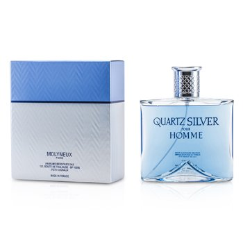 Silver Quartz Eau De Toilette Spray  100ml/3.3oz
