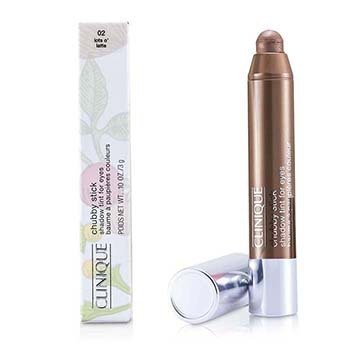 Clinique Chubby Stick Sombra Color para Ojos - # 02 Lots O' Latte  3g/0.1oz
