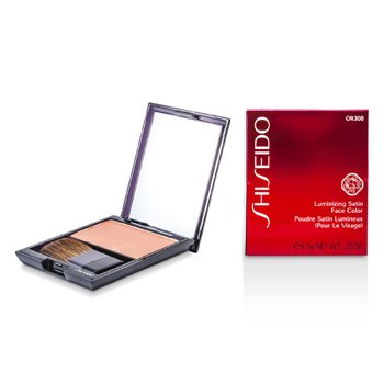 Shiseido Color Facial Iluminador Satinado - # OR308 Starfish  6.5g/0.22oz
