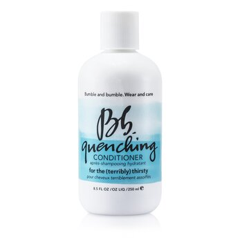 Quenching Conditioner (For the Terribly Thirsty Hair)  250ml/8.5oz