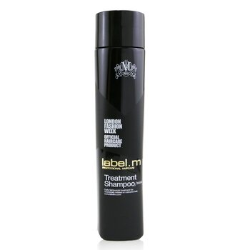 Treatment Shampoo (Daily Lightweight Treatment For Chemically Treated or Coloured Hair)  300ml/10.1oz