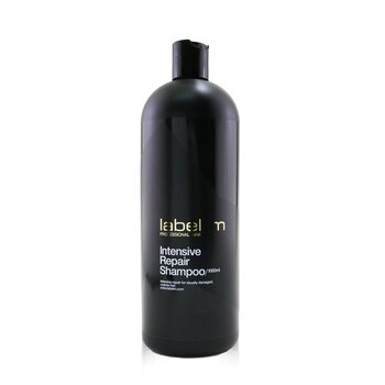 Intensive Repair Shampoo (Intensive Repair For Visually Damaged, Coarse Hair) 1000ml/33.8oz