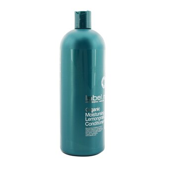 Organic Moisturising Lemongrass Conditioner (Nourishing Conditioner For All Hair Types)  1000ml/33.8oz