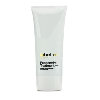 Peppermint Treatment (Refreshes and Stimulates Scalp)  150ml/5.1oz