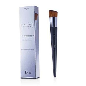 Backstage Brushes Professional Finish Fluid Foundation Brush (Full Coverage)  -
