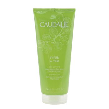 Caudalie Fleur De Vigne Shower Gel - For Sensitive & Delicate Skin  200ml/6.7oz