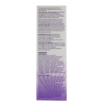 Firm Baby Firm Total Eye System  2x7.5ml