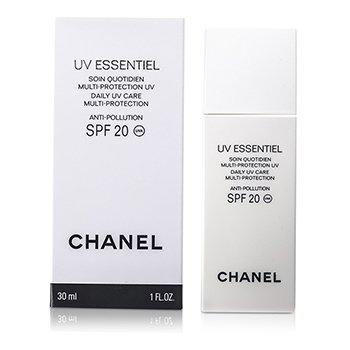 Chanel UV Essentiel Cuidado UV Diario Multi Protección Anti Polución SPF 20  30ml/1oz