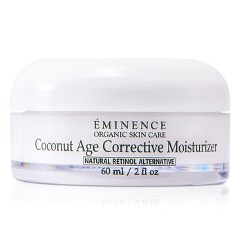Coconut Age Corrective Moisturizer - For Normal to Dry Skin 60ml/2oz