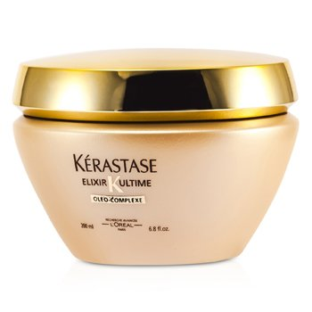 Elixir Ultime Oleo-Complexe Beautifying Oil Masque (For All Hair Types)  200ml/6.8oz