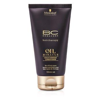 Schwarzkopf BC Oil Miracle Кондиціонер із Золотим Мерехтінням (Для всіх типів Волосся)  150ml/5oz