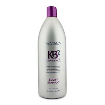 Lanza KB2 Bodify Shampoo  1000ml/33.8oz