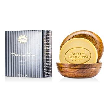 The Art Of Shaving Borotválkozó szappan tartóval - szagtalan ( érzékeny bőrre )  95g/3.4oz