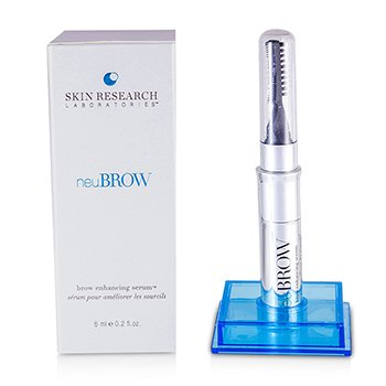 Skin Research Laboratories NeuBrow Eyebrow Enhancing Serum  6ml/0.2oz