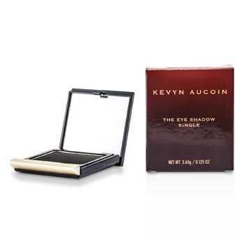 Kevyn Aucoin The Eye Shadow Single - # 110 Black  3.6g/0.125oz