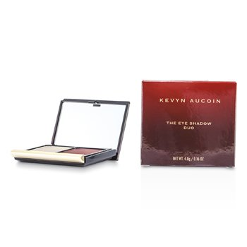 Kevyn Aucoin The Eye Shadow Duo - # 213 Storm Cloud/ Malbec  4.8g/0.16oz