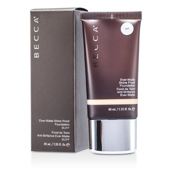 Becca Matte Skin Shine Proof Foundation - # Buff  40ml/1.35oz