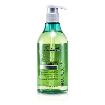 L'Oreal Professionnel Expert Serie - Volumetry Anti-Gravity Effect Volume Shampoo (For Fine Hair)  500ml/16.9oz