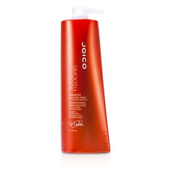 Smooth Cure Shampoo - For Curly/ Frizzy/ Coarse Hair (New Packaging)  1000ml/33.8oz