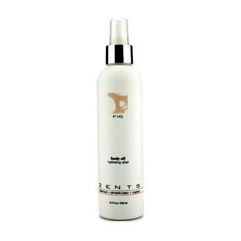 Zents Fig Body Oil Hydrating Elixir  248ml/8.4oz