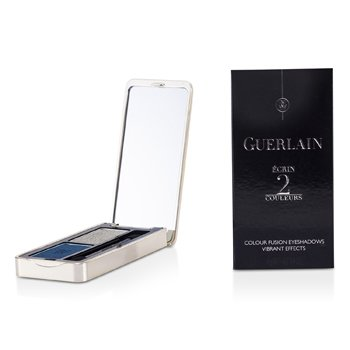 Guerlain Ecrin 2 Couleurs Colour Fusion Øyenskygger - # 02 Two Stylish  2x2g/0.07oz