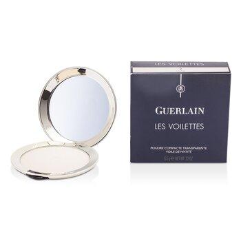 Les Voilettes Translucent Compact Powder  6.5g/0.22oz