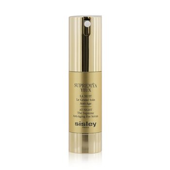 Sisley Supremya Eyes At Night - The Supreme Anti-Aging Eye Serum  15ml/0.52oz