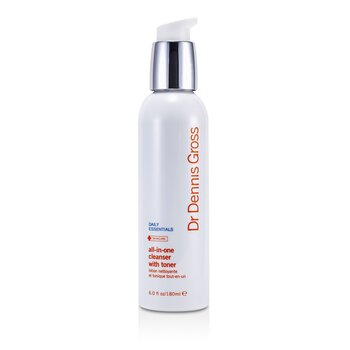 Daily Essentials All-In-One Cleanser with Toner  180ml/6oz
