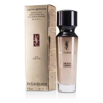 Yves Saint Laurent Youth Liberator Suero Base SPF 20 - # BR20 Beige Rose  30ml/1oz