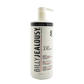 Billy Jealousy ILLICIT Pearlized Sabonete liquido  1000ml/33.8oz