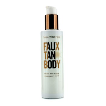 BareMinerals Bare Minerals Faux Tan Body Sunless Body Tanner  177ml/6oz