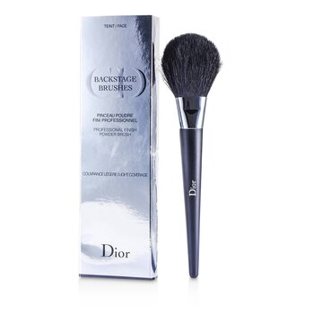 Christian Dior Backstage Brushes Professional Finish Powder Foundation Brush (Ulasan Ringan) - Kuas Alas Bedak