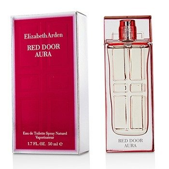 Elizabeth Arden Red Door Aura Eau De Toilette Spray  50ml/1.7oz