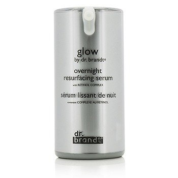 Glow by Dr. Brandt Overnight Resurfacing Serum  50ml/1.7oz