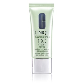 Clinique Superdefense Ochranný CC krém SPF30 – Light Medium  40ml/1.4oz