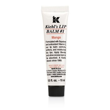 キールズ リップ バーム  # 1 Petrolatum Skin Protectant - Mango ok  15ml/0.5oz