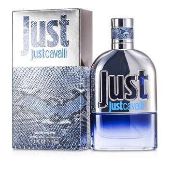 Just Cavalli Eau De Toilette Spray (New Packaging)  50ml/1.7oz