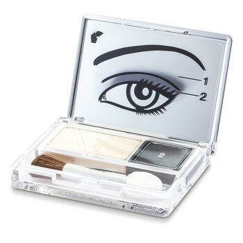 Clinique Sombra de Ojos Duo - # 05 Diamonds and Pearls  2.2g/0.07oz