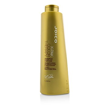 K-Pak Color Therapy Shampoo - To Preserve Color & Repair Damage (New Packaging)  1000ml/33.8oz