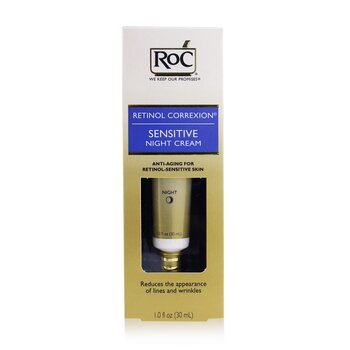 Retinol Correxion Sensitive Night Cream (Sensitive Skin)  30ml/1oz