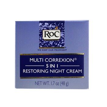 Multi Correxion 5 in 1 Restoring Night Cream  48ml/1.7oz