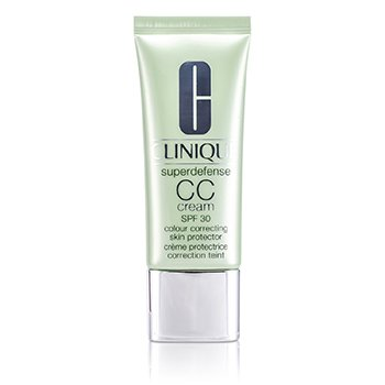 Clinique Superdefense Ochranný CC krém SPF30 – Medium  40ml/1.3oz